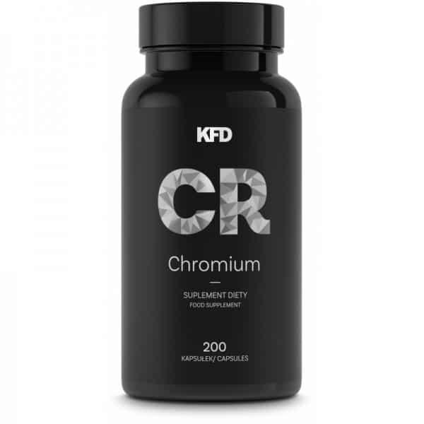 CHROME 200CAPS KFD   Chrome Picolinate   Régule la ...