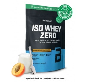 iso whey zero biotech usa pas cher proteine whey isolate