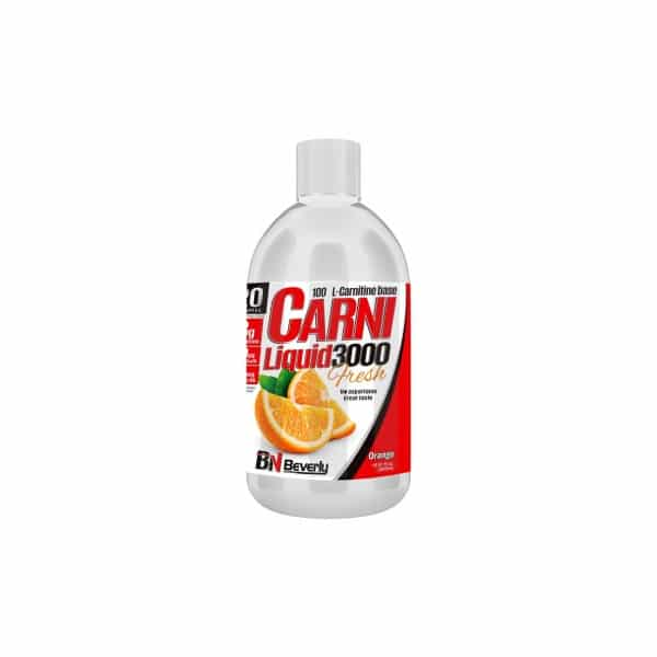 l-carnitine liquide puissante beverly nutrition