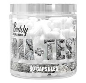 DAA acide aspartique labellisé Buddy supplements kdc distribution