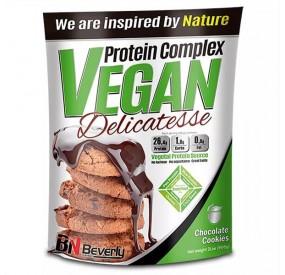 Proteine vegan haute qualité Beverly Nutrition Complex vegan delicatesse