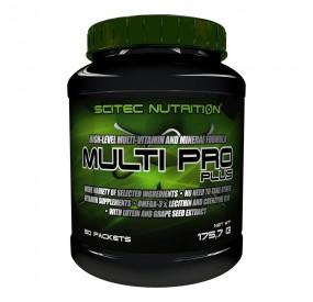 multi pro plus scitec nutrition vitamines minéraux musculation fitness sport