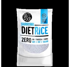 Riz de régime sèche - Faible en calories - Konjac - Kdc distribution - prix le plus bas