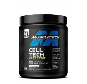 creatine creactor Celltech Cell-tech MUSCLETECH France