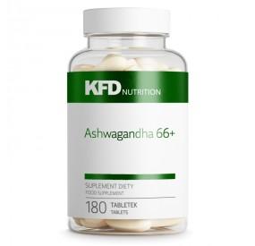 ASHWAGANDHA 66+ 180 TABS KFD