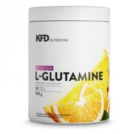 GLUTAMINE 500GR KFD