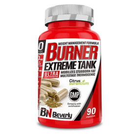 Burner Extreme Tank Beverly  Nutrition