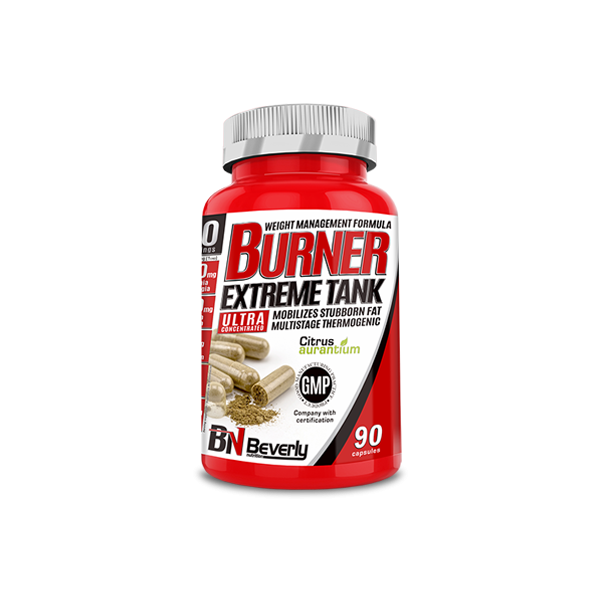 Burner Extreme Tank Beverly  Nutrition