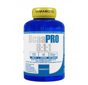 BCAA PRO 8.1.1 KYOWA labellisés YAMAMOTO NUTRITION