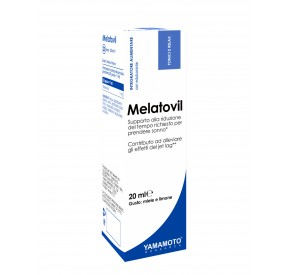 YAMAMOTO NUTRITION MELATOVIL SOMMEIL INSOMNIE FATIGUE RECUPERATION